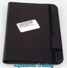AMAZON Kindle Fire HD7 HDX7 Black Leather Case Folio Cover