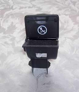 Volvo S40 V40 Centre Console Storage Box with Spring Lid 00 to 04 30867196