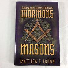 Exploring the Connection Between Mormons And Masons Matthew Brown Freemasonry
