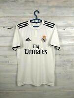 Real Madrid Jersey 2018 2019 Home XS Shirt Adidas Football Soccer DH3372