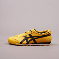 Onitsuka Tiger Japan Mexico 66 SD Tai-Chi Yellow Black Men Shoes 1183A872-750