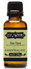 Lisse Essentials Tea Tree Essential Oil, 100% Pure Therapeutic Grade, 30 ml
