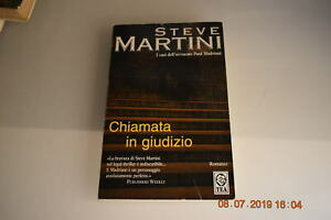 Steve Martini Chiamata in giudizio Tea