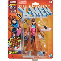 "Marvel Legends Retro 6"" Gambit Comics Version 201201"