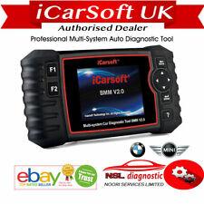 BMW 5 Series E39 Diagnostic Scan Tool Reset Fault Code Reader- iCarsoft BMM V2.0