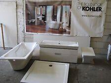 Doppelwaschtisch inkl. Unterschrank Artikelnr.5022K-00,Badewanne,Duschtasse, WC