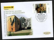 BRD 2004 FDC Mi-Nr. 2432: Deutsche Malerei des 20. Jahrhunderts; Felix Nussbaum