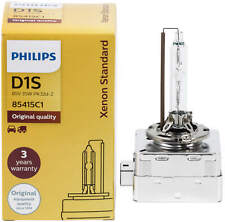 1x D1S Xenon HID Headlight Bulbs 35W Original Replacement Philips single Lamp