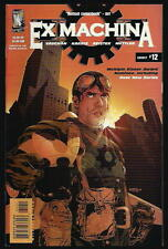 EX MACHINA US WILDSTORM COMIC VOL.1 # 12/'05