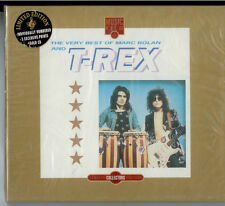 Marc Bolan & T.Rex - Very Best Of - Limited Gold Collector´s Edition - NEU & OVP