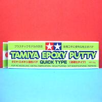 Tamiya #87051 Tamiya Epoxy Putty (Quick Type) Net 25g u