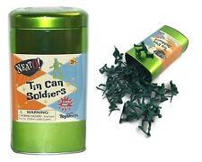 Tin Can Soldiers Set 35 Little Green Men Set