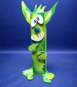 "Bastelset: Pfahlfigur ""Monster"" ca. 20cm"