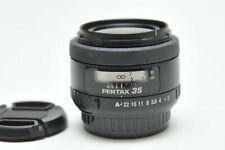 Pentax Wide Angle 35mm f/2.0 SMCP-FA AL Autofocus Lens for K1000 K2 K3 K1