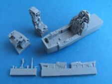 Pavla 1/48 Mirage F1C Cockpit w/ Seat # C48022 designed for Italeri kits
