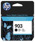 HP 903 Genuino Officejet Pro 6960 6970 Cartucho de Tinta Negra