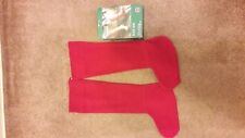 Adults Town and Country Wellington Boot Fleece Socks Size 6 7 8