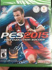 Pro Evolution Soccer 2015 (Microsoft Xbox One 2014) Sealed