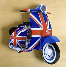 SCOOTER Frigo Calamita, Union Jack Mod Scooter Frigo Calamita, Li Tv SX GP SCOOTER