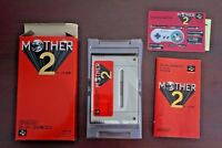 Super Famicom SFC Mother 2 (Mother EarthBound) boxed Japan import game US Seller