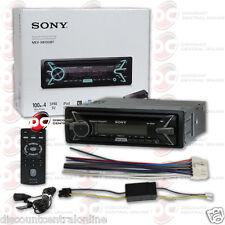 NEW SONY MEX-XB100BT CAR CD MP3 WMA USB NFC BLUETOOTH STEREO IPOD IPHONE CONTROL