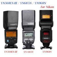 YONGNUO YN968N YN685N YN568EX-III  HSS Flash  speedlite for NIKON  Selction