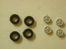 1/43rd scale Ford XR3 or XR3i wheels by K&R Replicas