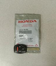 Genuine OEM Honda 2008-2012 Accord 4 Door Sedan Remote Head Key 35118-TA0-A04