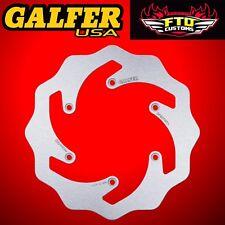 Galfer Rear Solid Wave Rotor For 2006-2017 KTM 300 XC DF607WLL