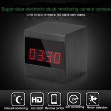 A10 HD 1080P motion detection spy camera night vision IR camera mini Clock DVR