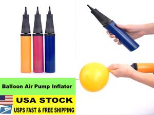 Balloon Air Pump Inflator Handheld ( each / single piece )