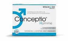 GRANIONS Conceptio Multi-Vitamine pour Homme 90 Capsules/30 Sachets
