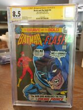 Batman: The Brave and the Bold #99 CGC 8.5 Signature Series - 1972 - Neal Adams