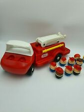 Toy Story Little Tikes Fire Truck Movie Replica