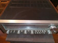 Realistic STA-2300 AM/FM Stereo Receiver with manual - Walnut Veneer - WORKING