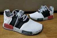 Adidas NMD R1 'Print - Transmission Pack' FV7848 Boost Sneakers Mens Size 8.5