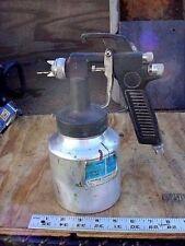 W R Brown paint spray gun auto body shop sprayer air tools detail rat rod truck