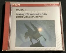 CD Philips Silver Line Classics Mozart - Symphonies 29,35,40 W. Germany