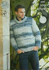 Men's Sweaters Patterns