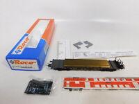 CE867-0,5# Roco H0/DC 46490 Rungenwagen DB NEM mit Schienen-Ladegut, NEUW+OVP