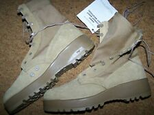 COYOTE BOOTS, HOT WEATHER, 10.5 REG, U.S. ISSUE *NEW*