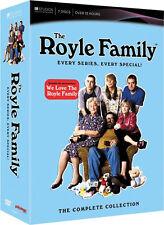 The Royle Family  . The Complete Series . Season 1 2 3 . 7 DVD Box . NEU . OVP