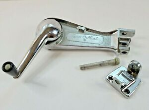 Vintage 1950's Rival CAN-O-MAT Wall Mount Swivel Arm Crank Can Opener Cat No#157
