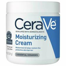 CeraVe Moisturizing Cream 19 Oz Daily Face and Body Moisturizer for Dry Skin NEW