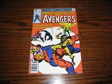 Marvel Super Action #20 - Reprints AVENGERS #59 - 1st YELLOWJACKET!!  Glossy VF