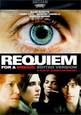 Requiem for a Dream (Dvd, 2001, R-Rated) Jennifer Connelly, Marlon Wayons
