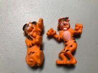1987 Golden Crisp Cereal Prize FIGURES Lot Tigers