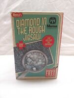 MENSA Diamond In The Rough 1000 piece Jigsaw Puzzle NEW from WOW! Stuff