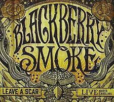Blackberry Smoke - Leave A Scar Live In North Carolina (NEW 2CD+DVD)
