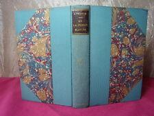 ANATOLE FRANCE / SUR LA PIERRE BLANCHE ex-libris